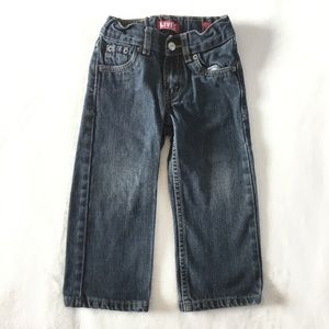 Levi's 514 slim straight toddler jeans